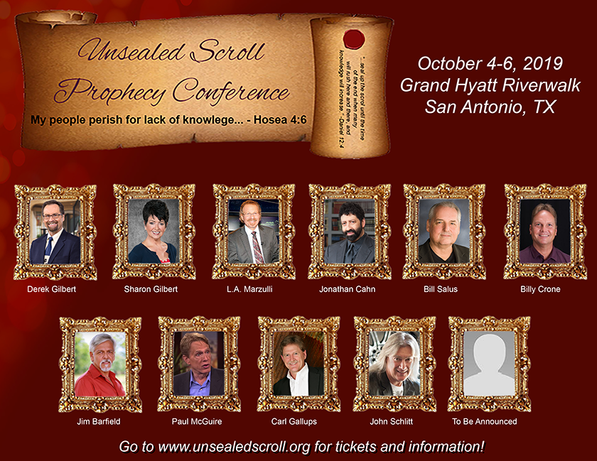UNSEALED SCROLL CONF